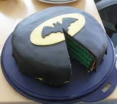 Batman Hulk Kuchen Torte Creativisley