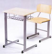 school desk and chair in classroom. Simple Classroom Trends Any Single Seater School Desk Classroom Bench Table Chair With And In