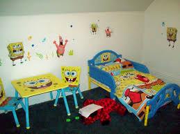 Bedroom Fabulous Kids Bedroom Decor With Spongebob Bedroom Ideas