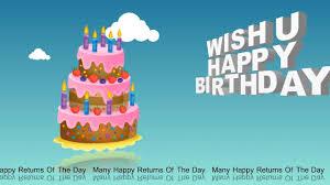 Happy Birthday Greetingswisheswhatsapp Video Downloadquotes