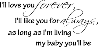 I Will Love You Forever And Always Quotes For Him WeNeedFun Interesting I Ll Love You Forever Quote