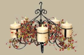chandeliers design wonderful pillar candle chandelier photo faux non electric chandelier chandeliers design wonderful pillar candle