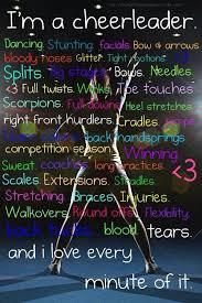 Cheer Quotes Gorgeous We Cheerleaders Work Hard Cutee Pinterest Work Hard