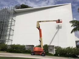 new world symphony exterior painting in miami beach fl