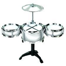 mini drum set for desk desktop silver picture abill co