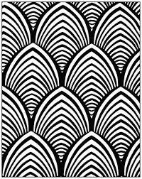 Motif Pattern New Decoration