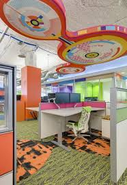 cool open office space cool office. Downtown Detroit\u0027s New Decor Is An Atrocious Attention Whore. Cool OfficeOpen OfficeOffice SpacesOffice Open Office Space O