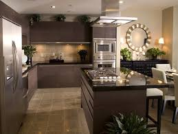 BlackGraniteKitchenCounterTopplusWoodenPolishIslandjpg - Granite kitchen ideas