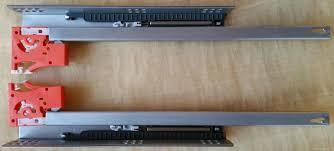 Kitchen Cabinet Drawers Slides 3t Bjh Heavy Duty Drawer Slide Roller Drawer Slide Kitchen