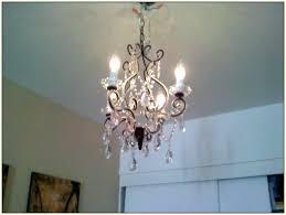 plug in crystal chandelier fabulous plug in chandelier plug in swag crystal chandelier plug in swag