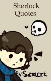 Sherlock Quotes Stunning Sherlock Quotes 48B Wattpad