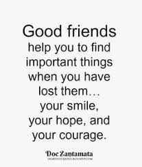 Inspiring Quotes About Friendship And Love