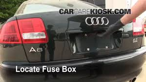 audi a8 fuse box diagram audi wiring diagrams online