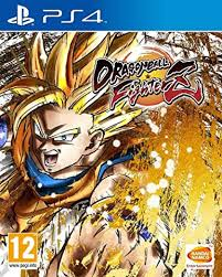 Buy <b>Dragon Ball Fighter Z</b> (PS4) Online at Low Prices in India ...