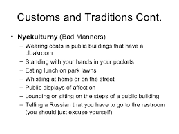 culture of russia elements customs and traditions•