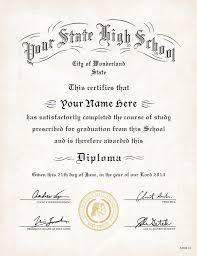 high school diploma name us high school diploma style 10 buy diploma online