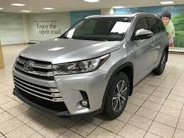 New 2018 Toyota Highlander 4 Door Sport Utility in Calgary, AB 180693