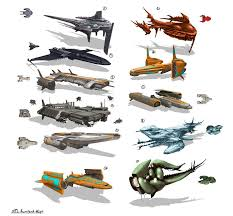 Ftl Ship Designs Ftl Ship Thumbs Re Imagined By Thatnickid On Deviantart