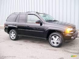Blazer black chevy trailblazer : 2005 Black Chevrolet TrailBlazer LS 4x4 #1093585 | GTCarLot.com ...