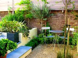 Small Picture Furniture Fascinating Small Courtyard Garden Design Ideas