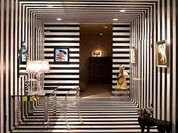 black and white striped decor amazing best black and white