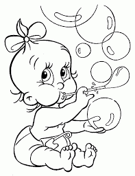 Small Picture Baby Girl Coloring Pages Getcoloringpages Com Coloring Coloring
