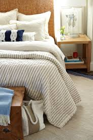 topic to picturesque natural linen ticking striped duvet cover with tie closures stripe bedding red natural linen ticking striped duvet cover with
