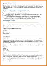 Email Resume Template Unique Email Resume Example Sample Resume