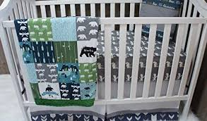 gray themed nursery bedding unique baby boy hunting quilt baby quilt woodland deer m s by size handphone