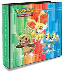 Amazon.com: Ultra Pro UP-84237 Pokemon X and Y 2 3-Ring Binder : Toys &  Games