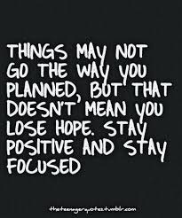 Stay Focused Quotes Gorgeous Quotes Stay Focused Inspirational Quotes