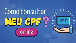 Consultar seu CPF online grátis - SerasaConsumidor