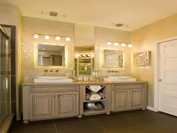 lighting for bathroom. bathroom light fixtures over mirror with traditional cabinets colors e lighting for