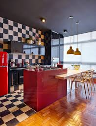 Red And White Kitchen Kitchen Design Black White And Red Kitchen Design Ideas