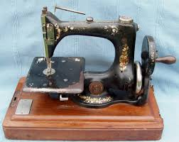 Singer Sewing Machine Model 24
