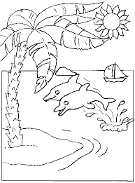 Small Picture Islands coloring pages