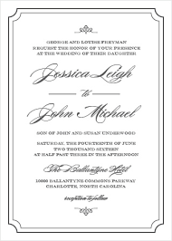 Traditional Wedding Invitation Wedding Invitations Match Your Color Style Free