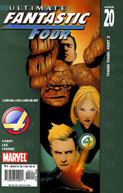 Ultimate Fantastic Four - Ultimate fantastic four chap 20