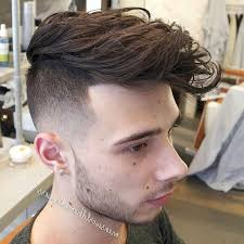 Taper Fade With Long Hair On Top New Mens Hairstyles To Get Right Now