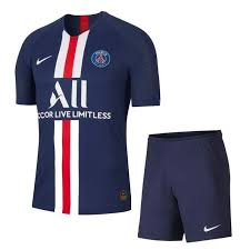 2019-2020 Kit Home Goal Psg Kids Sky Soccer Jersey –