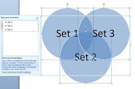 Make A Venn Diagram In Powerpoint How To Create A Venn Diagram In Powerpoint 2010