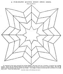 Hand Quilting Patterns Unique Design Inspiration