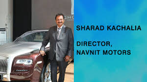 in conversation with sharad kachalia director navnit motors