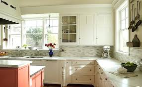 white cabinets with granite kitchen inside remodel 18