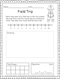 Kindergarten Math Word Problem Kindergarten Math Problem Solving ...