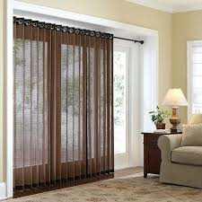 curtains over vertical blinds sliding glass doors elderbranch com