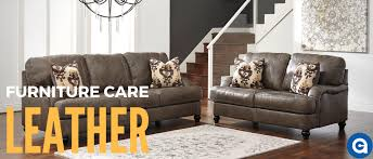 furniture care series leather