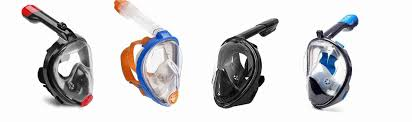 14 Best <b>Full Face Snorkel Masks</b> in 2021 [Read before you buy]