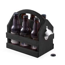 The wood beer tote makes for a great gift for the man in your life. 8 Best Wood Beer Caddy You Can Buy Under 100