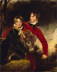 The Masters Pattison. William Henry Ebenezer Pattison, and His Brother Jacob  Howell Pattison, 1817 - Thomas Lawrence - WikiArt.org